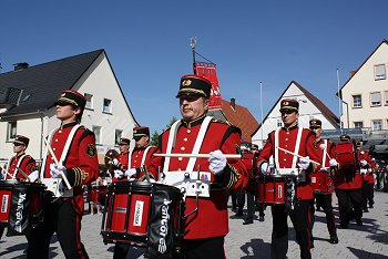 Neue Uniformen für Prinz Regent. Foto: Laame