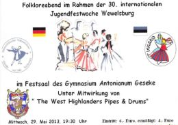 Internationaler Folkloreabend