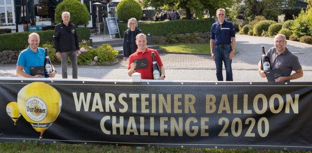 BU (v.l.n.r.): Zweitplatzierter Martin Wegner, WIM-Geschäftsführer Uwe Wendt, Silvia Meinl (Wettbewerbsleitung), Sieger Pascal Kreins, Matthias Borgmeier (Veranstaltungsleitung), Drittplatzierter Markus Pieper. Foto: Hubertus Struchholz